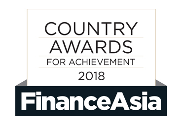 FinanceAsia's Annual Country Awards